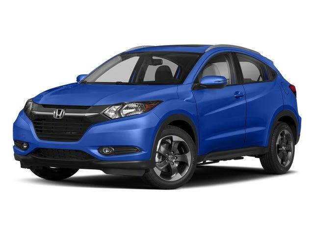 Used Honda Hrv >> 2018 Honda Hr V Ex L Navi Honda Dealer Serving Monroeville Pa