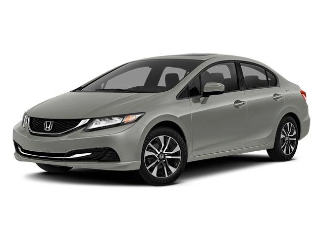 2014 Honda Civic Sedan Ex Monroeville Pa Area Honda Dealer Near
