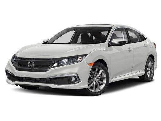 Honda Civic Exl >> 2019 Honda Civic Sedan Ex L Honda Dealer Serving Monroeville Pa