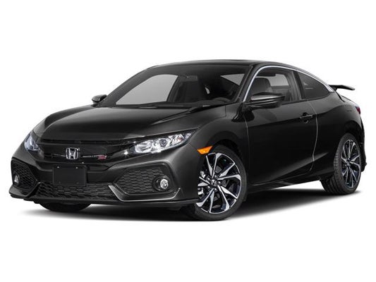 Used Honda Civic Si >> 2019 Honda Civic Si Coupe Si Honda Dealer Serving Monroeville Pa