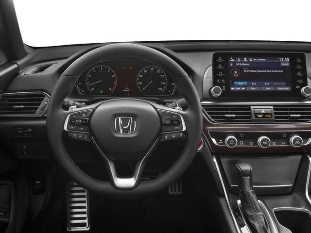 2018 Honda Accord Sedan Sport - Honda dealer serving Monroeville PA