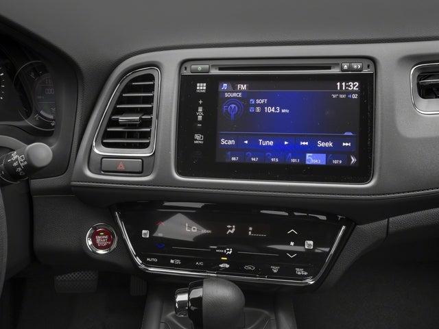 2018 Honda HR-V EX - Honda dealer serving Monroeville PA – New and